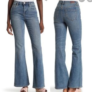Blank NYC Size 26 The Waverly High Rise Flare